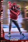 Hot Toys VGM50 Marvel's Spider-Man Miles Morales (Bodega Cat Suit) 1/6 Scale Collectable Figure